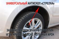 """Антискол """"СТРЕЛКА"""" (для арок)"""