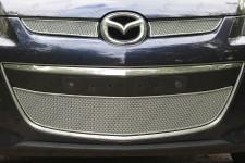 MAZDA CX-7 2009-2012г.в. (I рестайлинг) - Защита радиатора ПРЕМИУМ