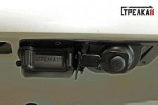 CHERY TIGGO 4 2018-2021г.в. (I рестайлинг) - Защита камеры заднего вида