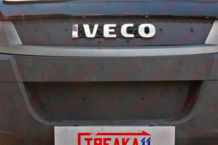 IVECO DAILY 2006-2011г.в. (IV) - Зимняя защита радиатора