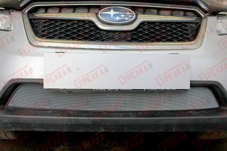 SUBARU XV 2012-2016г.в. (I) - Защита радиатора СТАНДАРТ